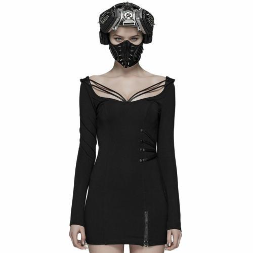 Punk Sexy Skinny women's Dress