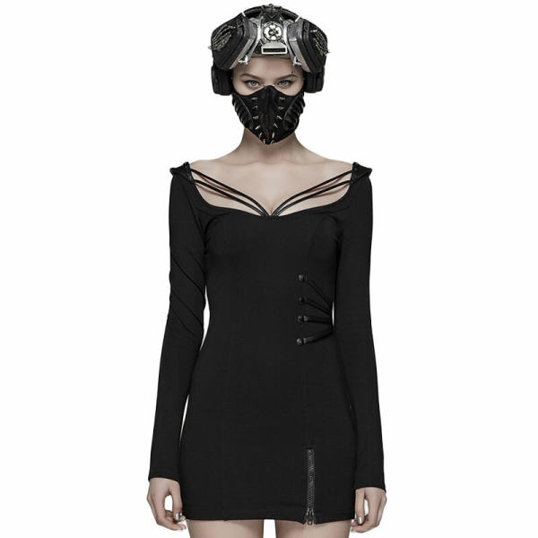 Punk Sexy Skinny women's Dress