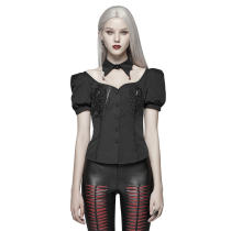 Gothic Blood Women's Short Sleeve Shirt