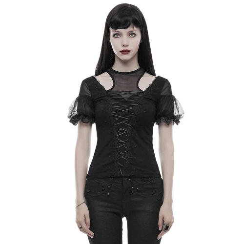Gothic Gorgeous Short Sleeve women's T-shirt