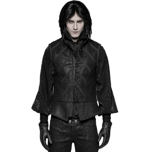 Gothic Victoria's Retro Court Men's Vest