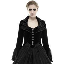 Gothic Countess Women's long coat