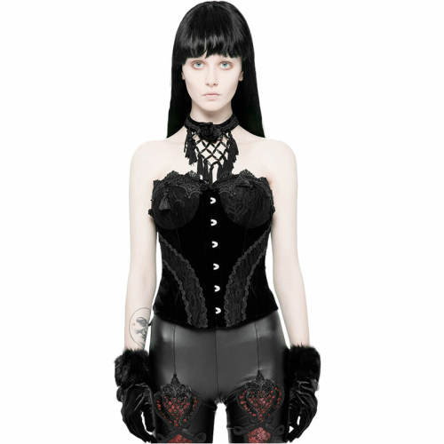 Gothic Gorgeous women's Lace Corsets
