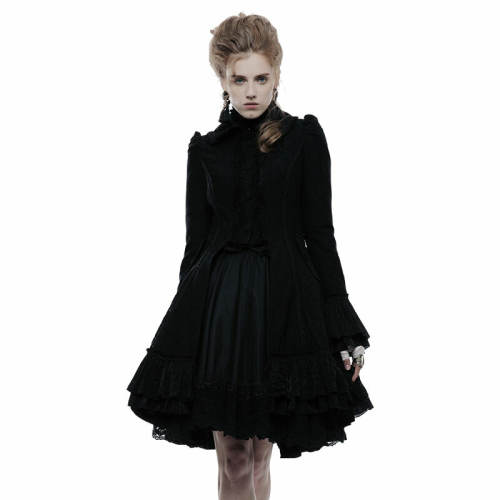Lolita Hollow out lace Women's Overcoat