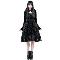 Lolita women's Short Coat