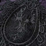 Gothic Goddess Classical Mid-length Dress