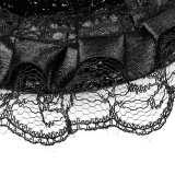 Lolita women's Lace Hat
