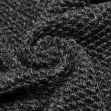 Gothic Women's Weird Medium long Cardigan Sweater Coat