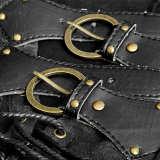 Punk Front strap Men's vest