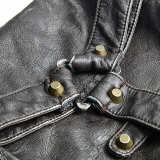 Punk vest Single pocket for men