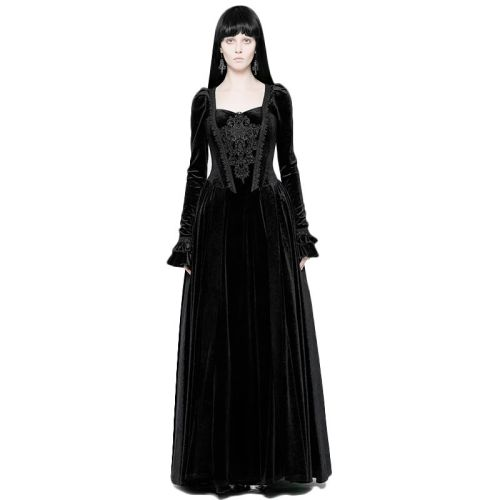 Victoria Long Sleeve women's Dress