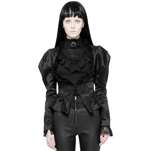Gothic Gorgeous Short Coat