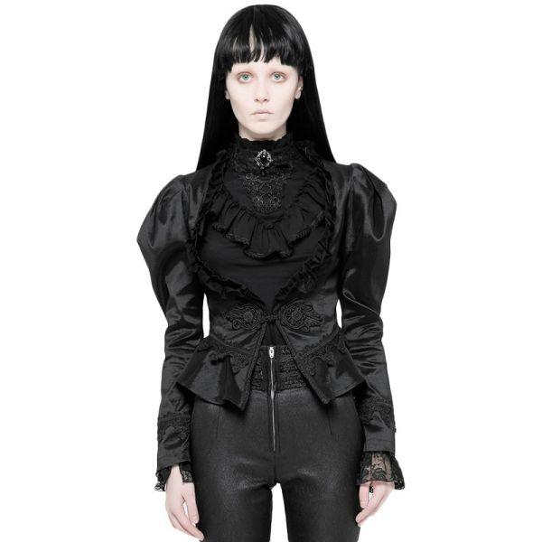 Gothic Gorgeous Short Coat