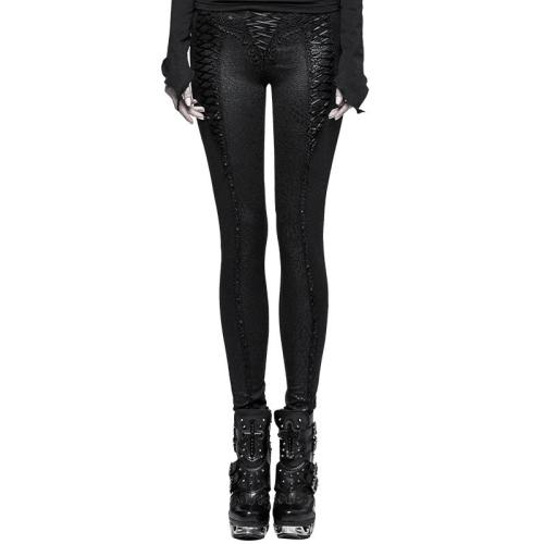 Gothic Gorgeous Slim Long Women's Leggings