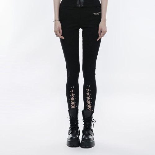 Daily Punk Skinny Leg Women's comfortable Pants
