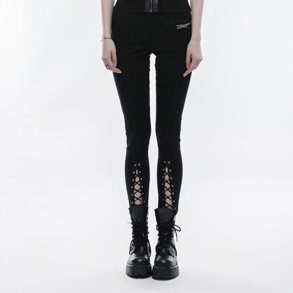 Daily Punk Skinny Leg Women's comfortable Pants