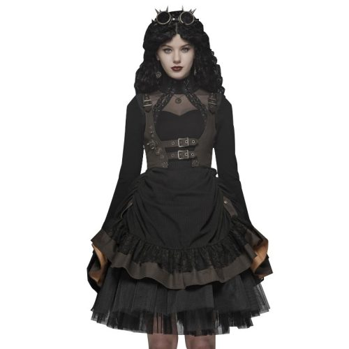 Steam Punk Lolita Women's Tutu Dress