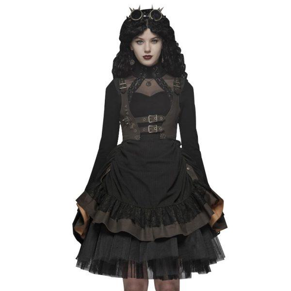 Steam Punk Lolita Women's Tutu Dress