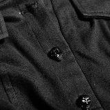 Punk strapless Comfortable Slim fit women's dress