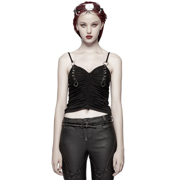 Punk Daily Slim fit Women's Camisole