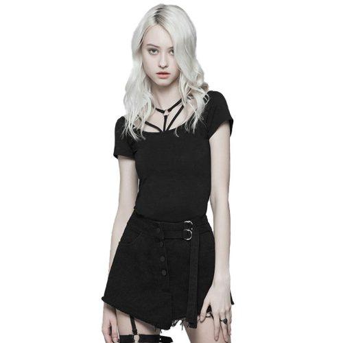 Gothic Dark series  Classic Tight Women's T-shirt