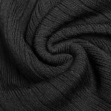 Punk Halter Comfortable Knitted Women's Vest