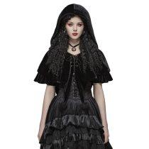 Lolita Velvet Short Women's Cloak