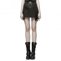 Punk Girdle Half A Women's Skirt