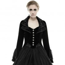 Gothic Countess Women's long coat