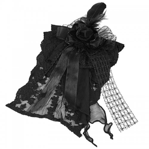 Lolita Feather Head women's dress