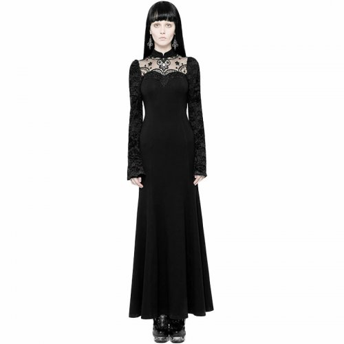 Gothic Knitted women's Dress