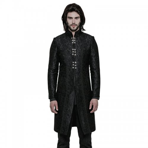 Gothic Gorgeous Three-quarter Men's coat