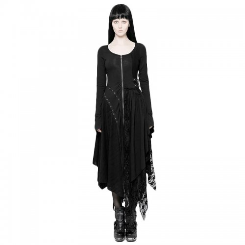 Punk Knitted Decadent women's Dress