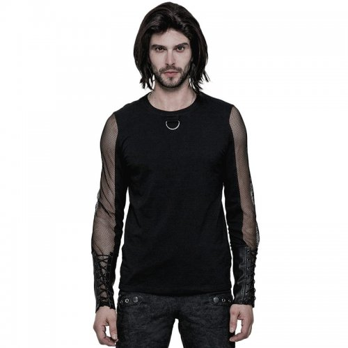 Punk Daily Long Sleeve Men's T-shirt