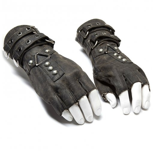 Steampunk  Men's Gloves