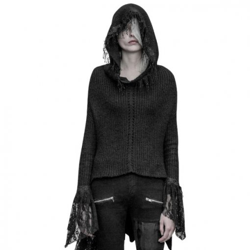 Dark Gothic Women's Sweater