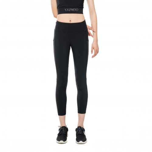Alce Black Leggings