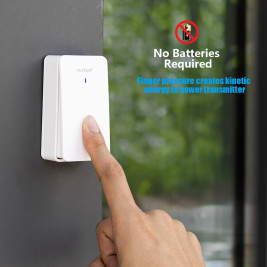 Wireless DoorBell 1V1 Self Power Transmitter