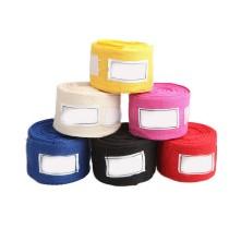 2.5m Cotton Bandage Boxing Wrist Bandage Hand Wrap Combat Protect Muay Thai Handwraps