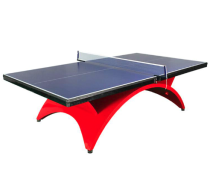 Hot sale big rainbow 25mm board table tennis table
