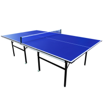 indoor double folding table tennis table
