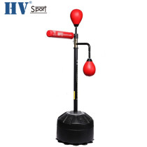 Custom logo rotating target boxing speed ball punching ball with stand