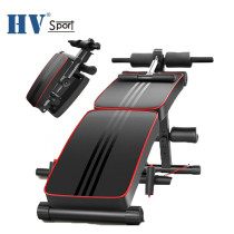 abdominal bench used sit up bench gym