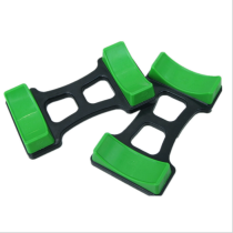Home use ABS plastic dumbbell stand gym storage dumbbell rack