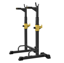 Home Fitness Gym Power Training Multifunction Weight Bench Squat Rack