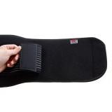 Unisex breathable waist training back support weightlifting belt