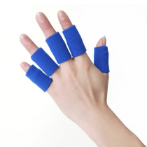 New product elastic sport finger support guard protectors made in China