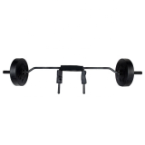 Customized Logo Weightlifting Training Safety Squat Barbell