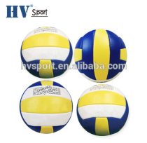Official Size Weight Machine Stitched PVC Ball Volleyball