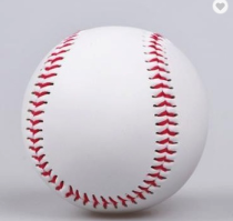 High Quality Professional Cow Leather Training Baseball Pvc PU Baseball